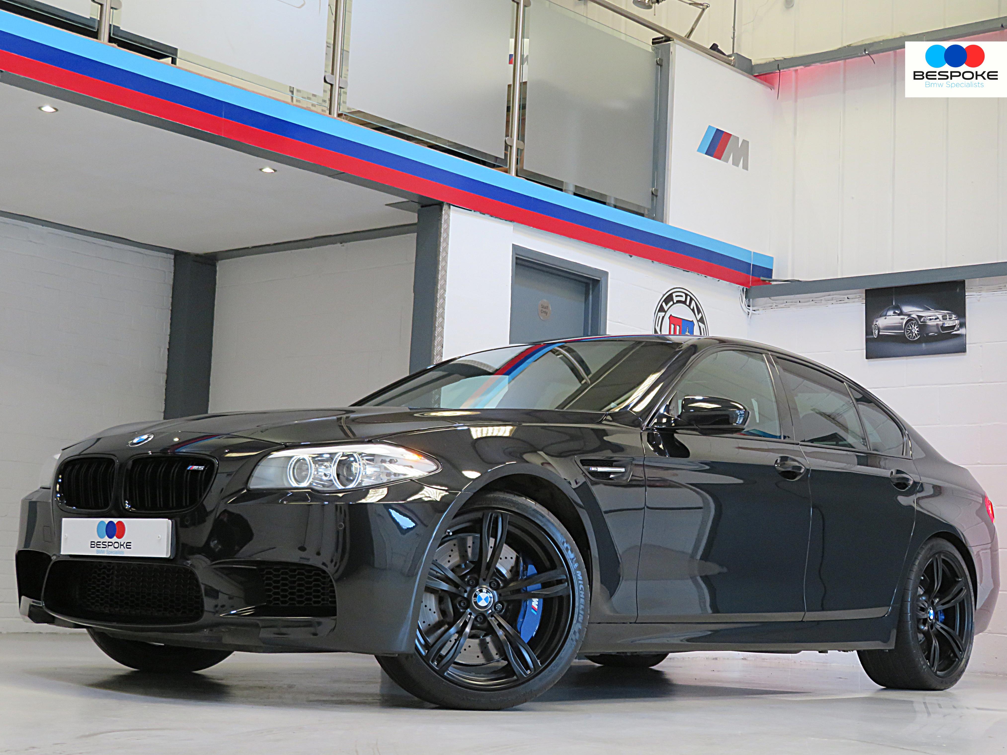 2013 BMW M5 4.4 DCT