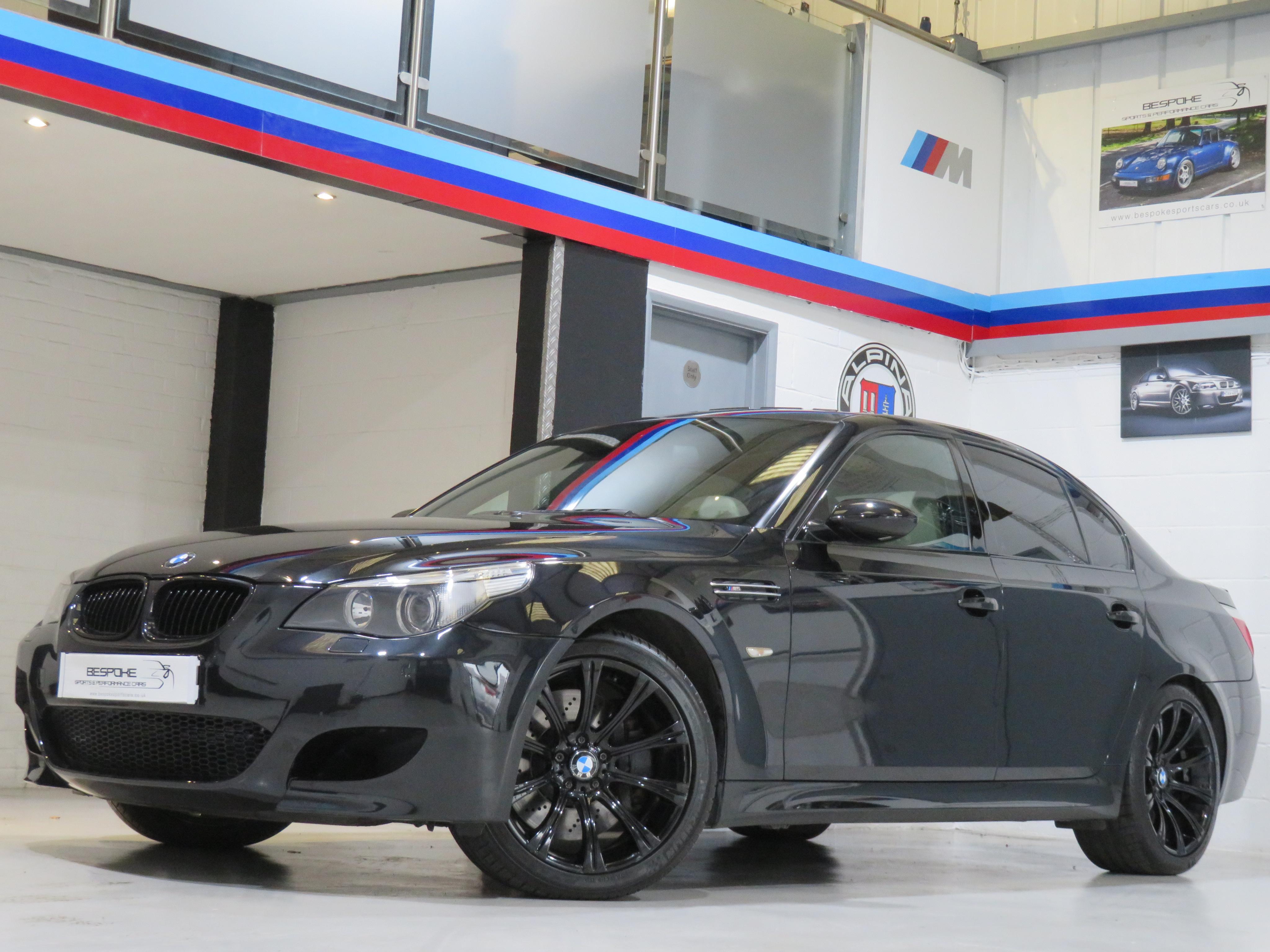2007 BMW M5 V10