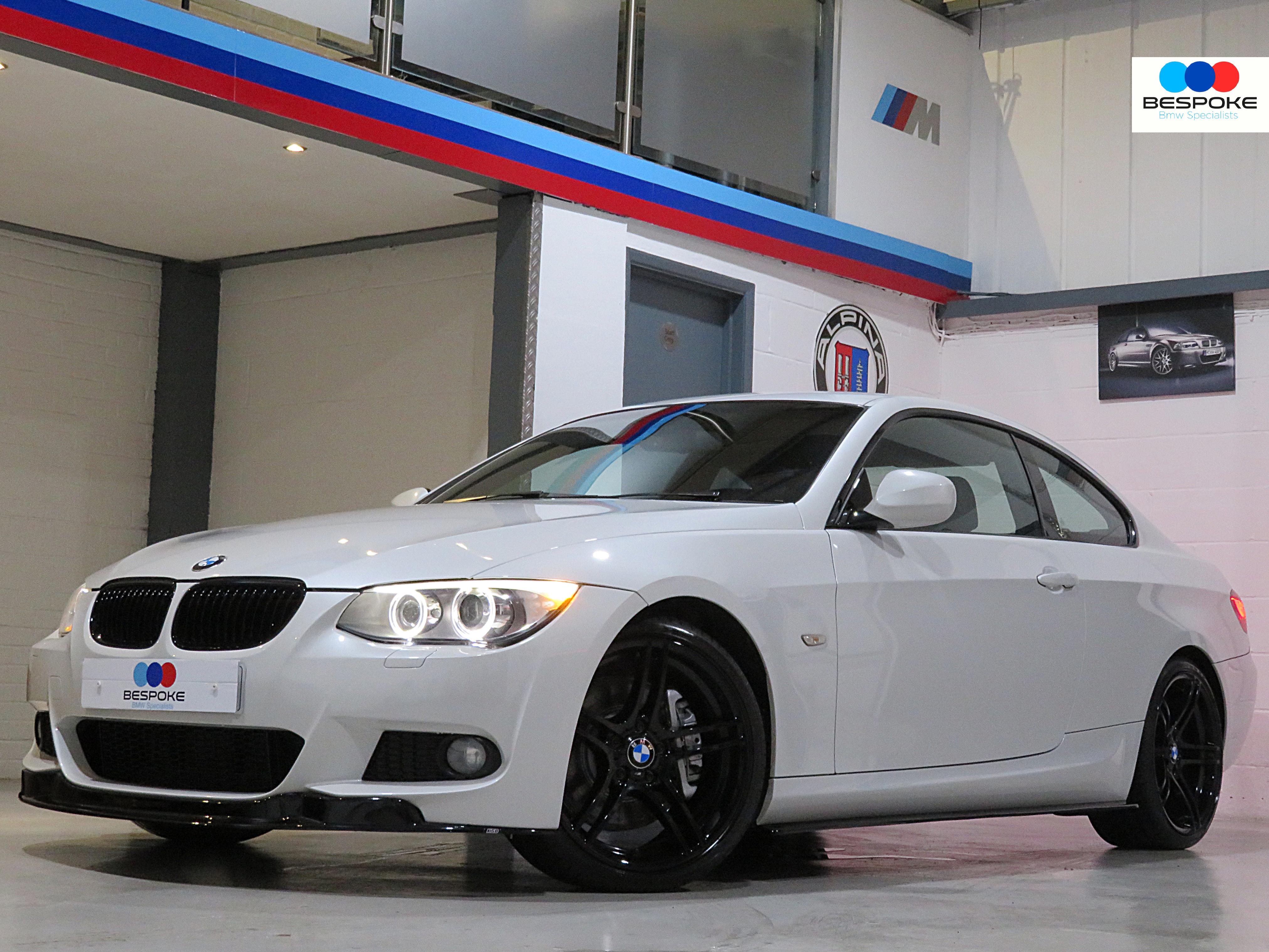 2010 BMW 335I M SPORT LCI COUPE
