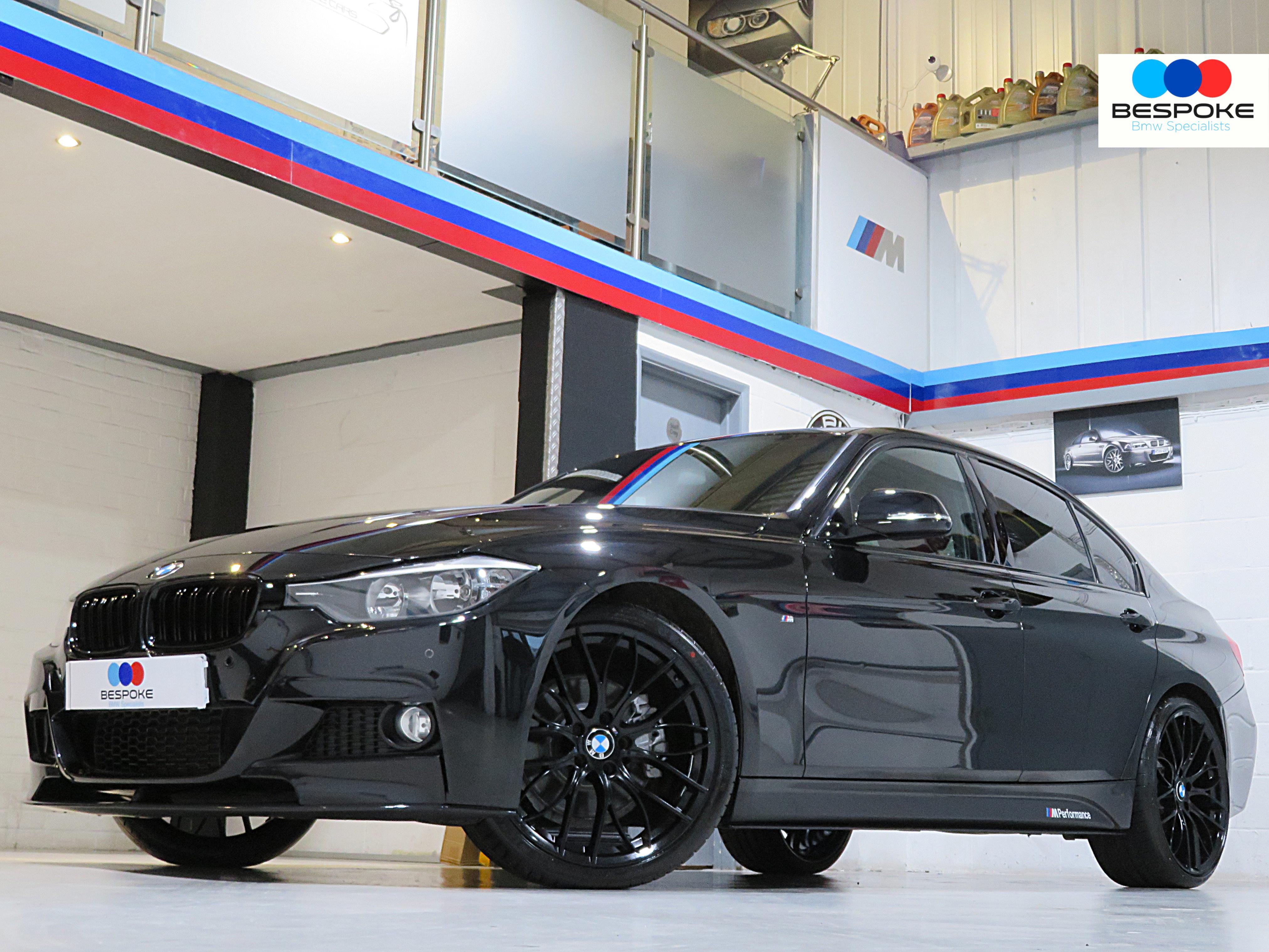 2015 BMW 335D M SPORT