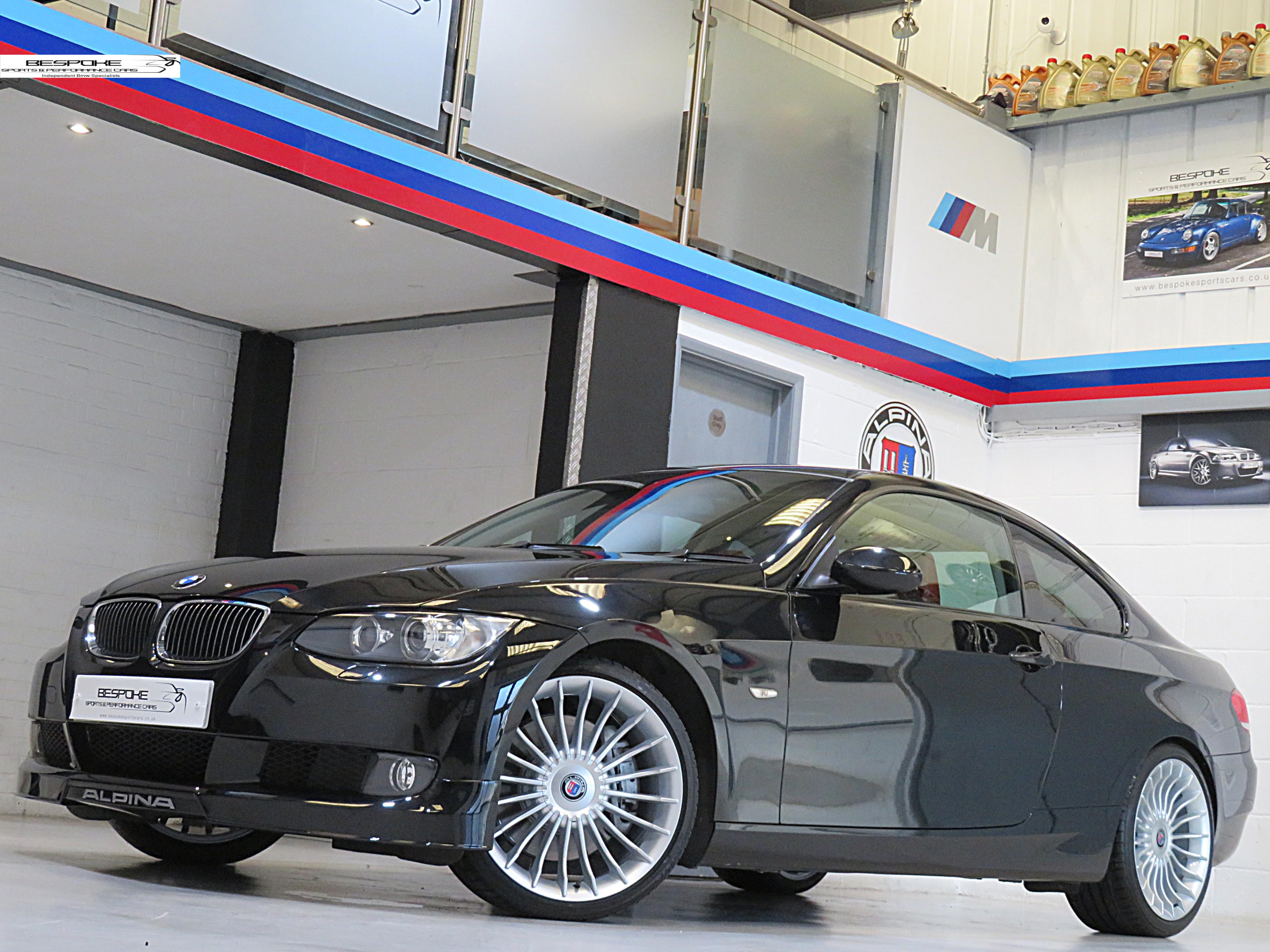 2008 BMW ALPINA B3 BI-TURBO