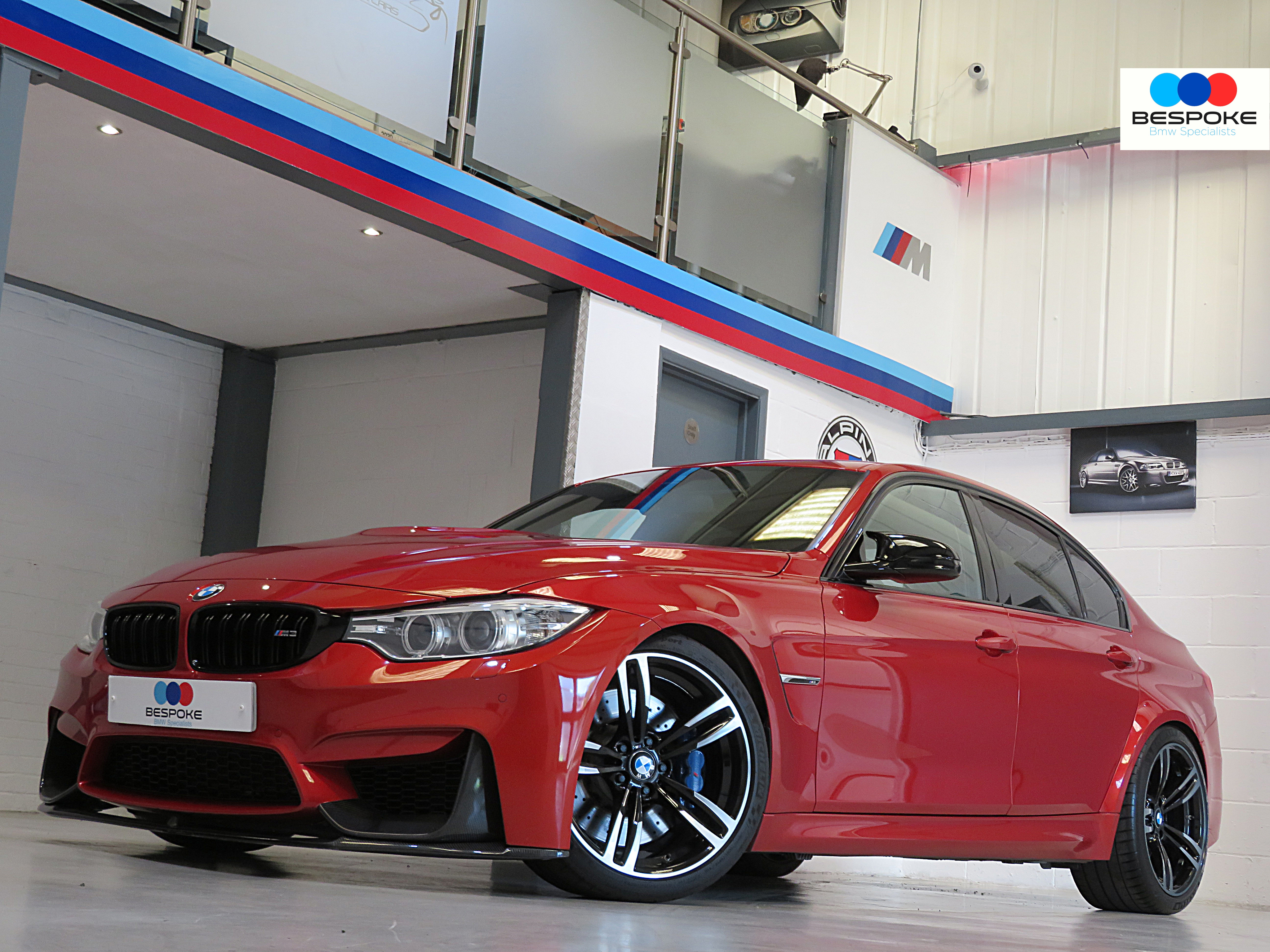 2014 BMW M3 3.0 DCT