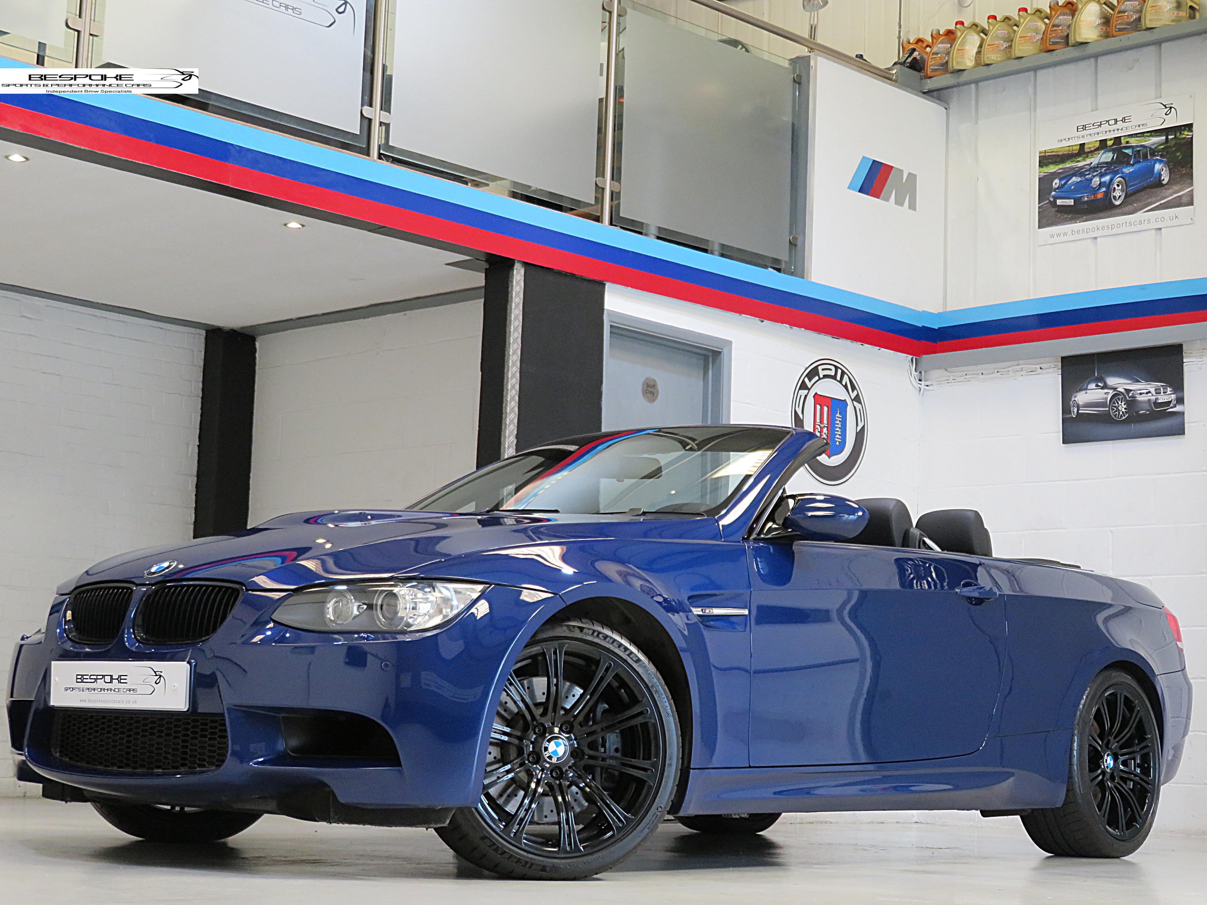 2008 BMW M3 4.0 DCT