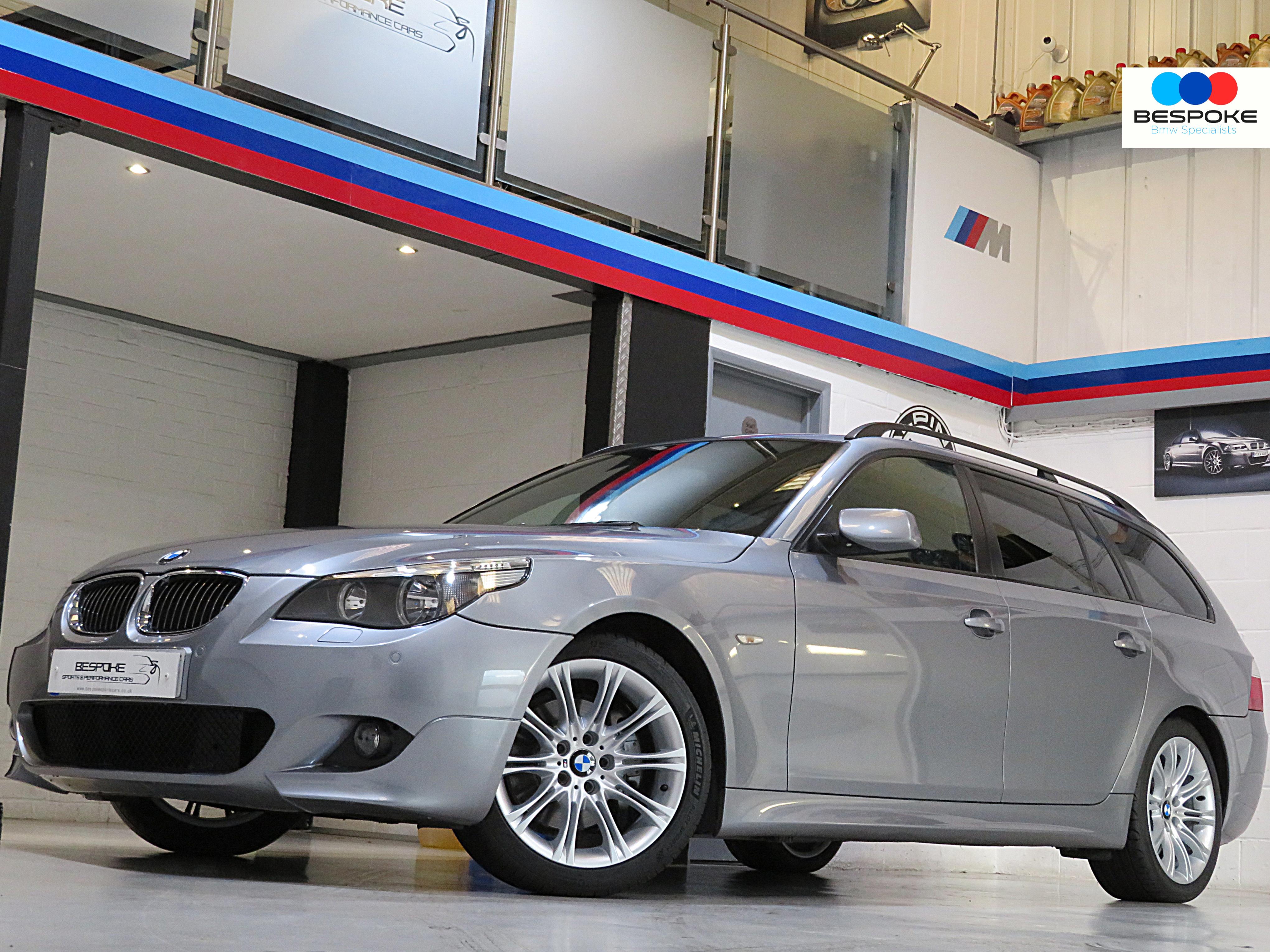 2006 BMW 550I M SPORT