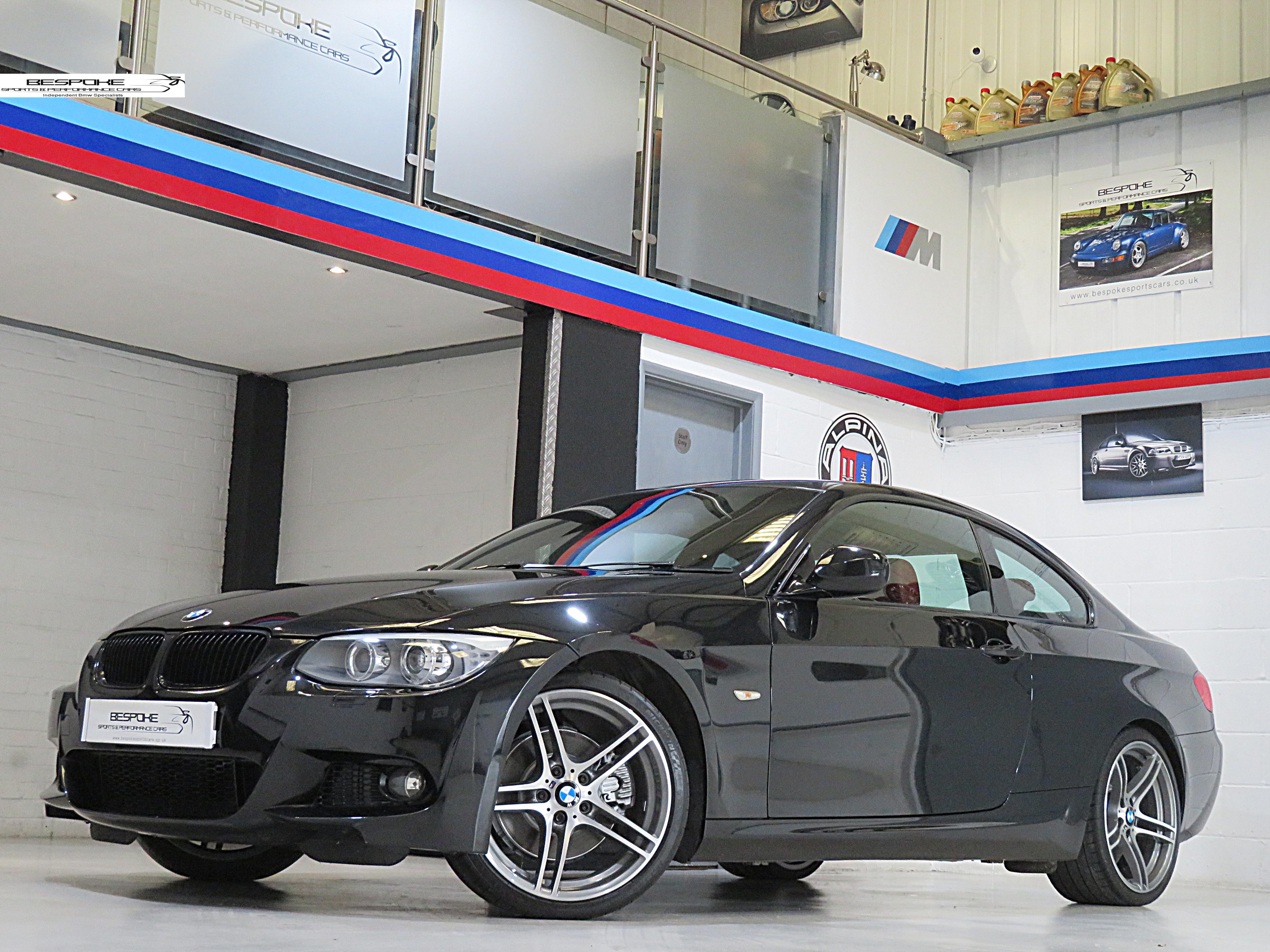 2012 BMW 335I M SPORT PLUS
