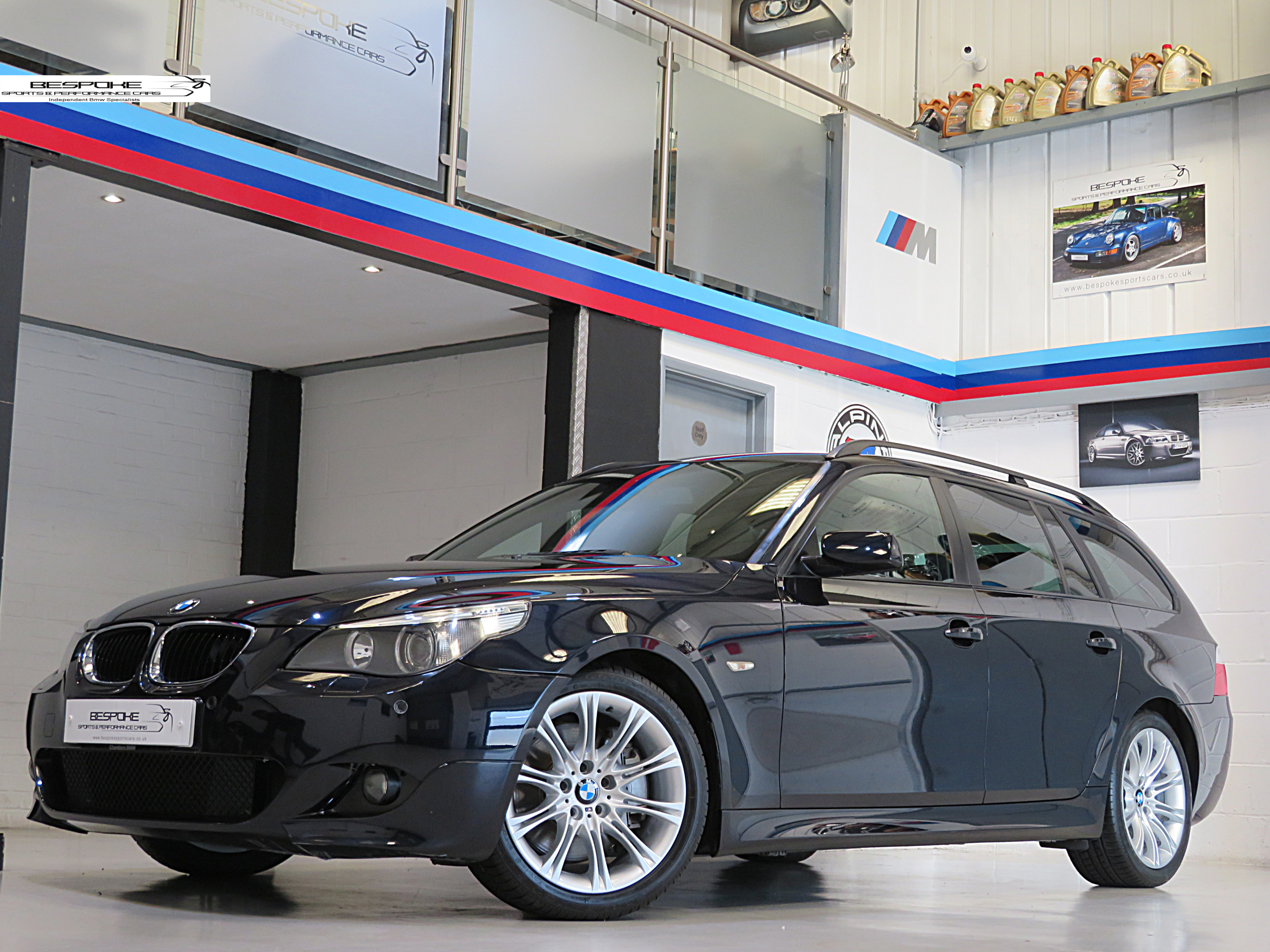 2005 BMW 535D M SPORT AUTO