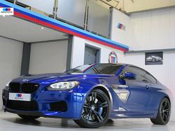 2013 BMW M6 4.4 DCT