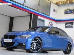 2014 BMW 335I M SPORT