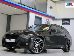 2013 BMW 320D M SPORT X DRIVE TOURING