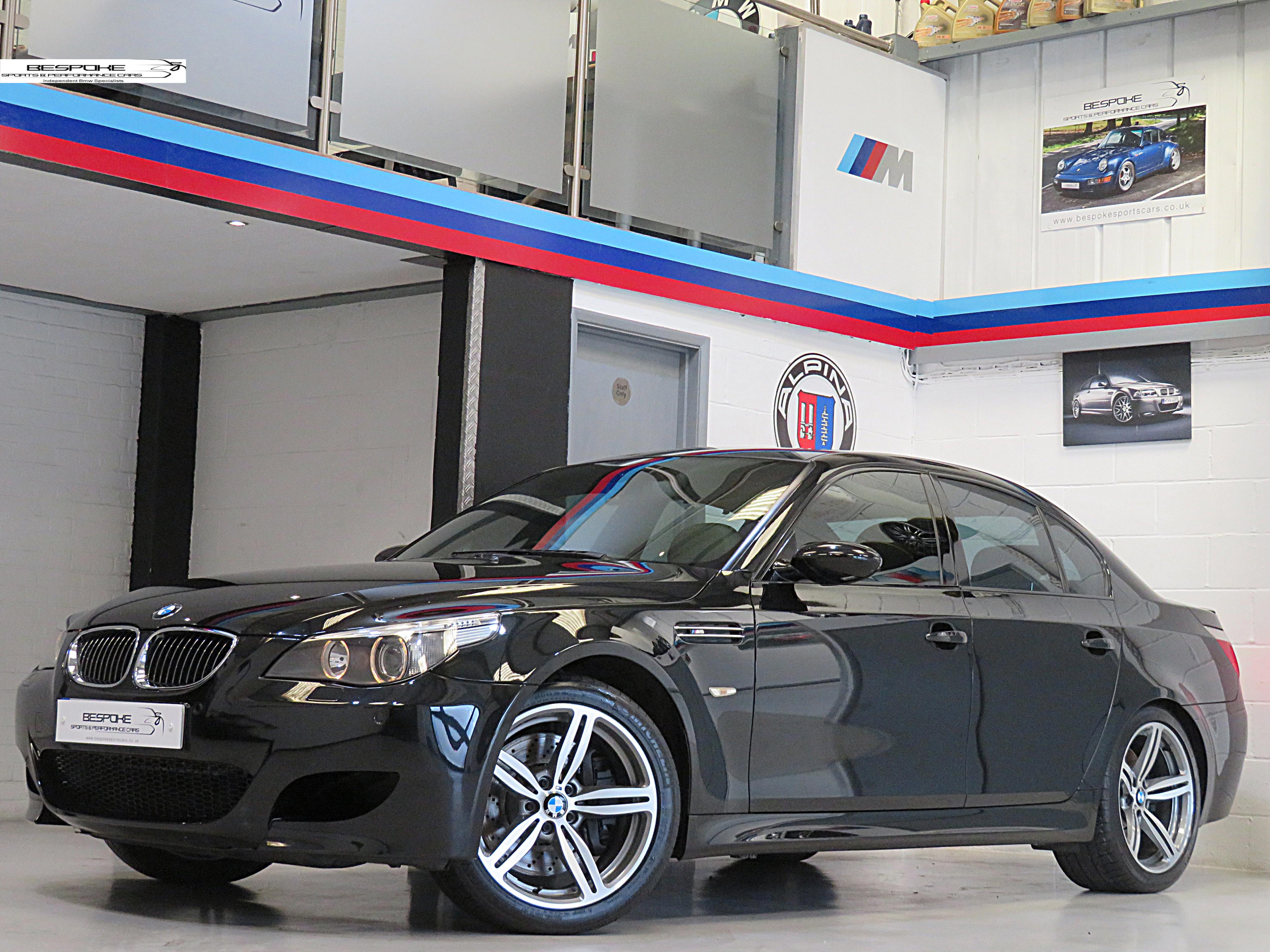 2006 BMW M5 V10