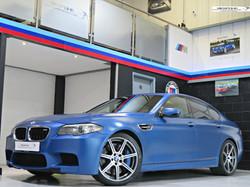 2014 BMW M5 4.4 DCT