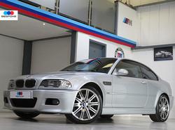 2005 BMW M3 3.2