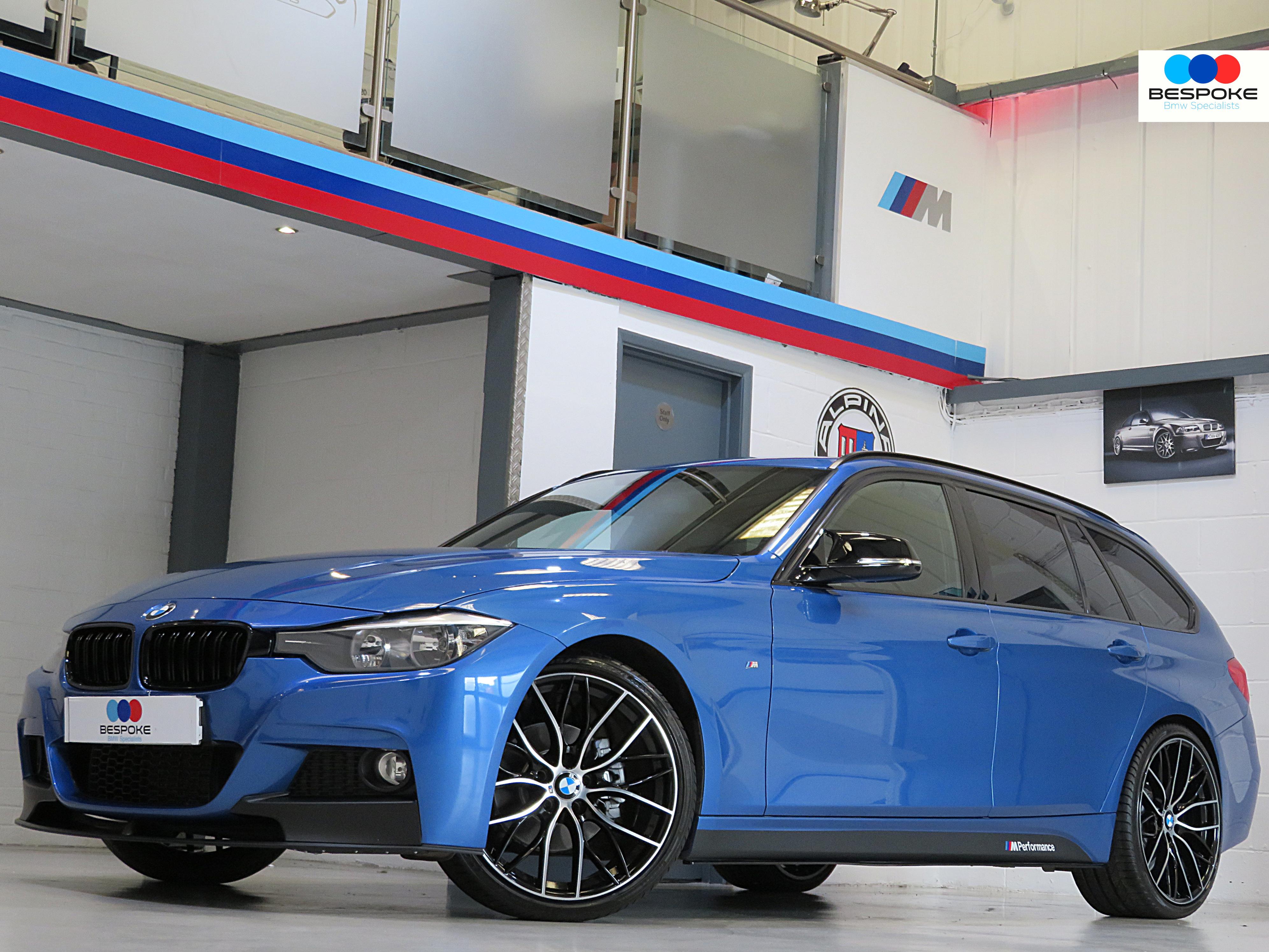 2014 BMW 320D M SPORT AUTO