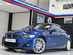 2008 BMW 330I M SPORT COUPE