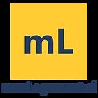 monLogement.ai - Logo 800x800 - Texte bl