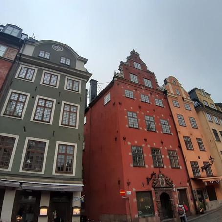 Exploring Stockholm's Old Town - Gamla Stan