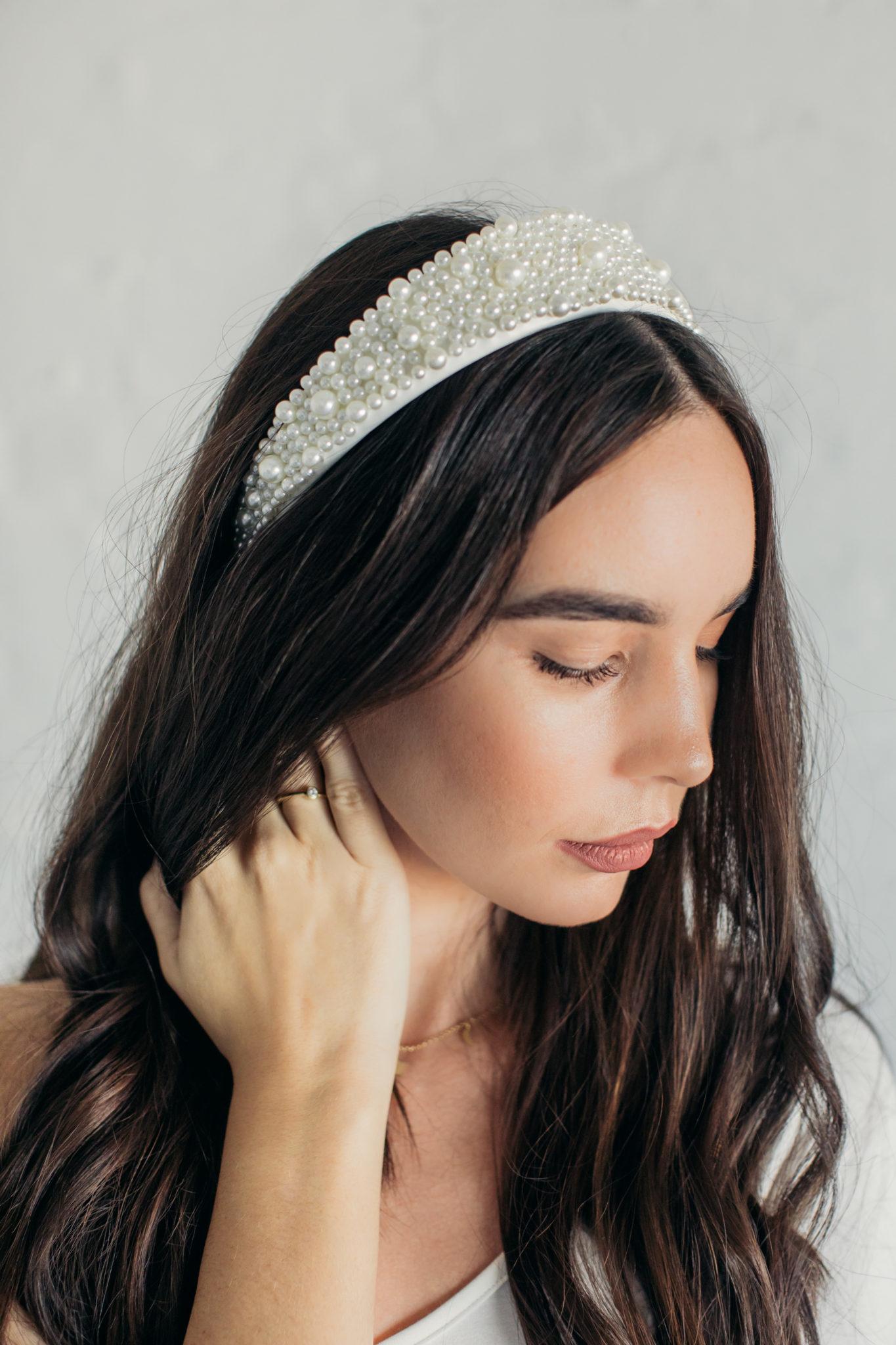 Lucia - Headpiece