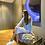Thumbnail: Conjunto tweed saia - Azul