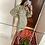 Thumbnail: Vestido Poá Creme