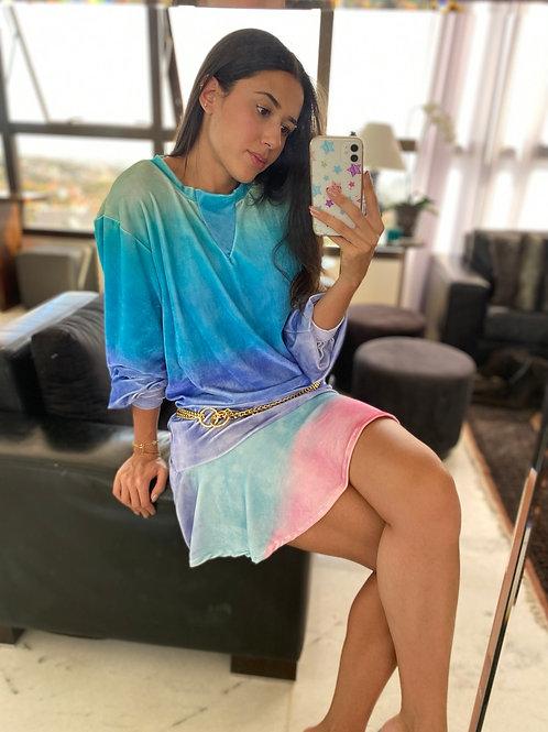 Vestido Candy Plush