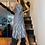 Thumbnail: Vestido Wrap Plissado
