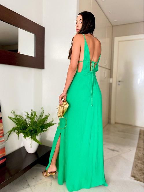 Vestido Verde Eden