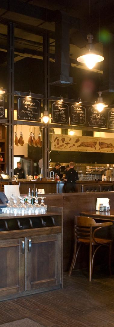 """Ресторан """"Торро-Гриль"""" на Мичуринском проспекте"""