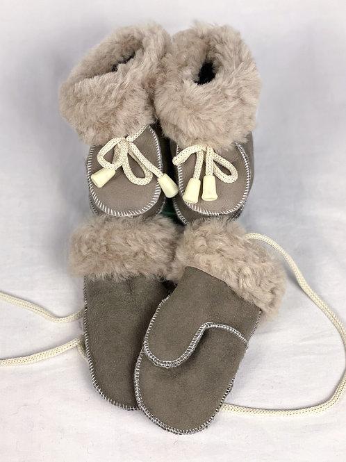 booties& mittens