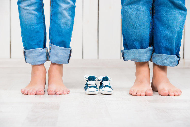 Waiting of baby. Pregnant woman, pregnan