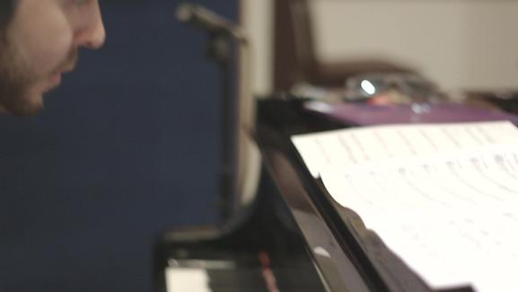Michael Ragonese - Piano