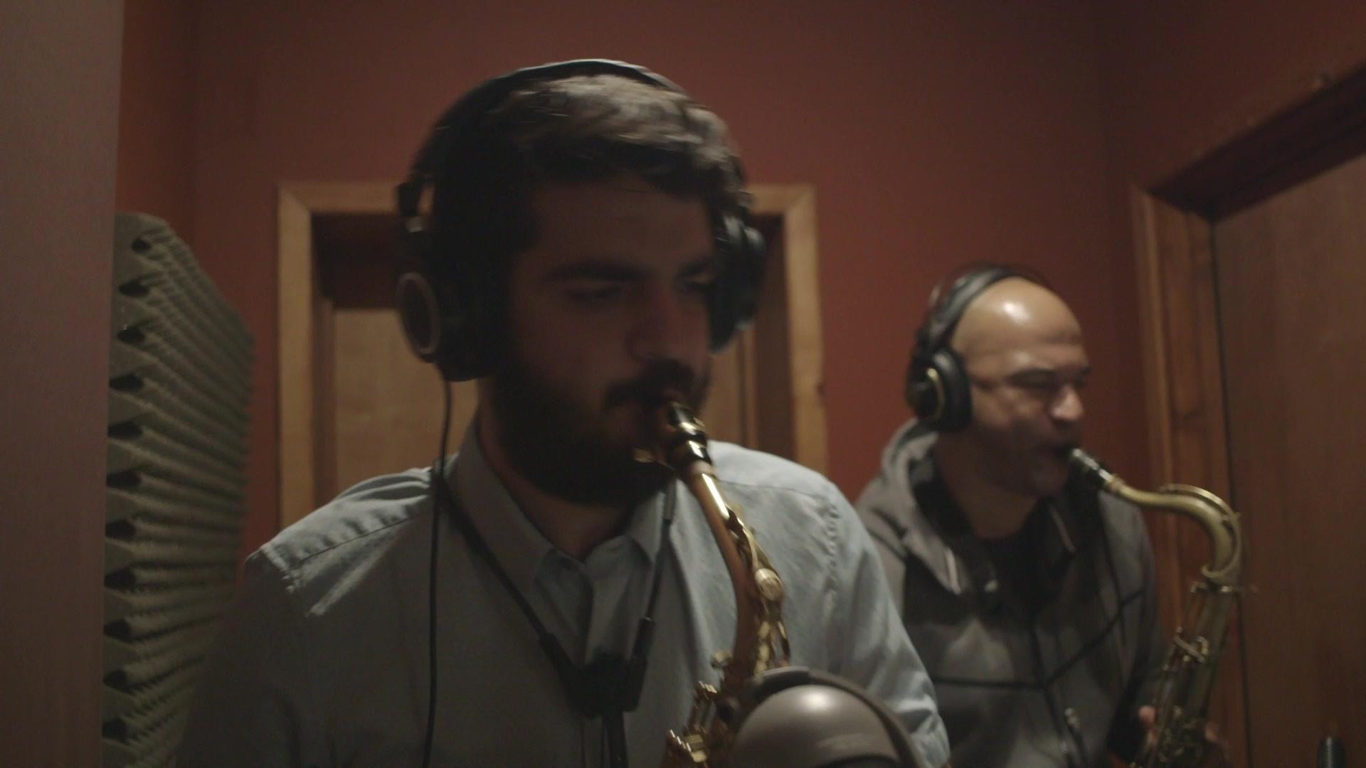 Shai Golan & Walter Smith III - Saxophone