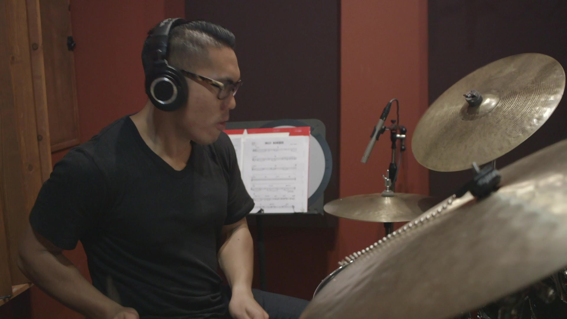 Anthony Fung - Drums