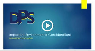 Important Environmental Considerations w