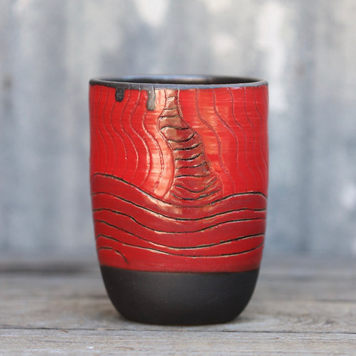 Trenched Tumbler