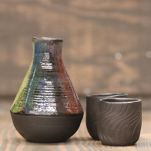 Capsule Sake Set