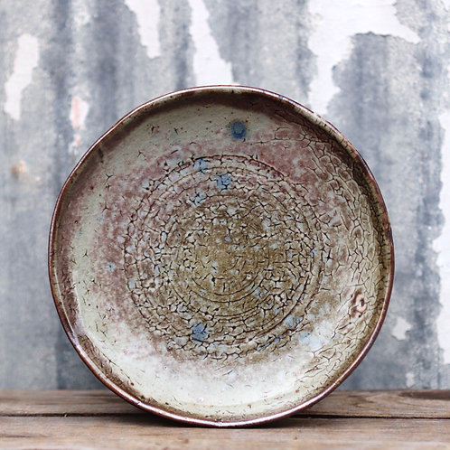 Small Coral Plate