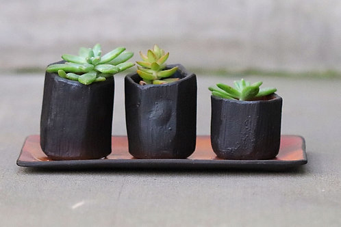 Small Planter Set
