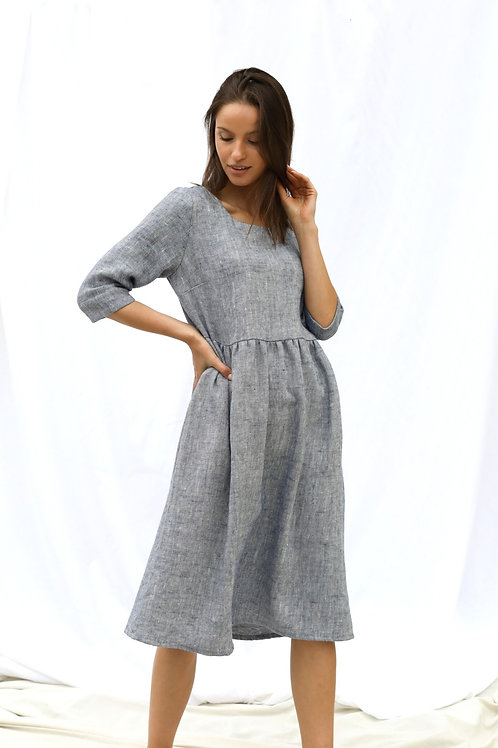 Sukienka Jeans-Look