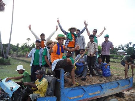 May/June 2014 - Road Work, Community Service