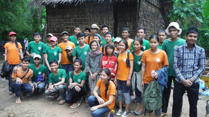 July 2014 - House Building with Australian Volunteers