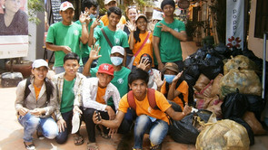 Clean Up Temple Town