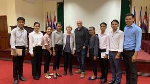 Meetings in Phnom Penh
