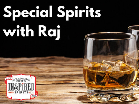 Rare and Limited Release Spirits with Raj Sabharwal