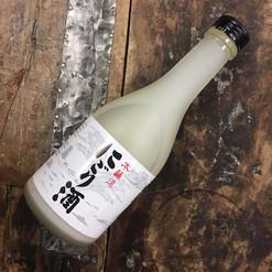 """Honjozo Nígori """"Sacred Mist"""" Sake"""
