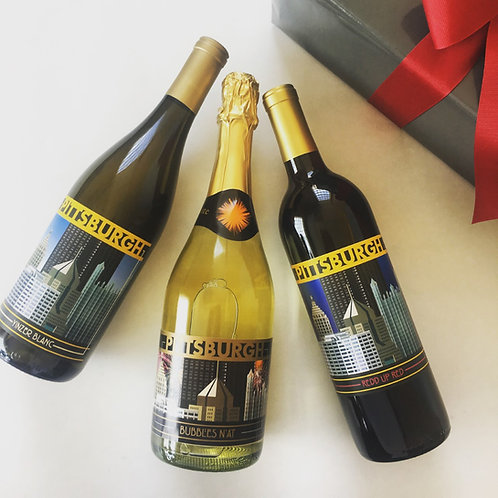 Pittsburgh Wine Trio