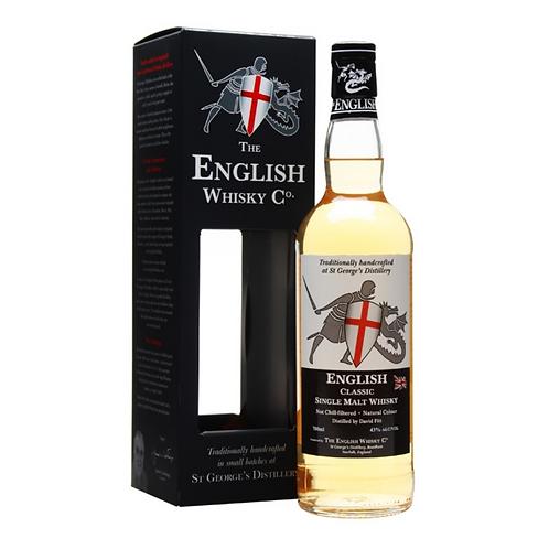 The English Whisky Co. Single Malt Whisky Classic