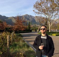 Adam in South Africa