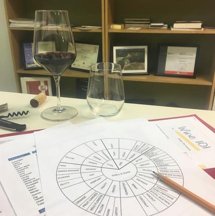 Wine 101 Course Materials
