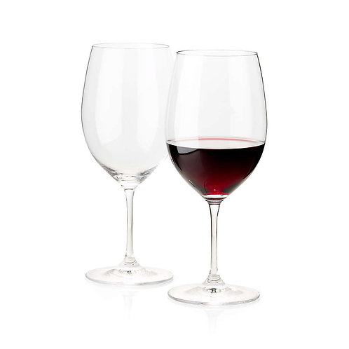 Riedel Vinum Cabernet/Merlot Wine Glasses, Set of 2