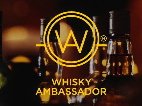 IT'S BACK! Whisky Ambassador Certification & Master Tasting